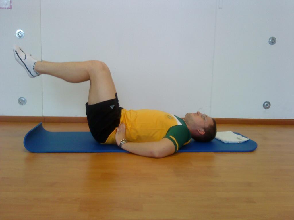 Lower abdominal Strengthening