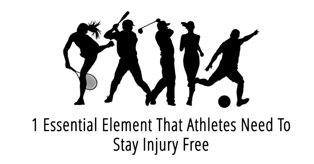 Athlete injury article