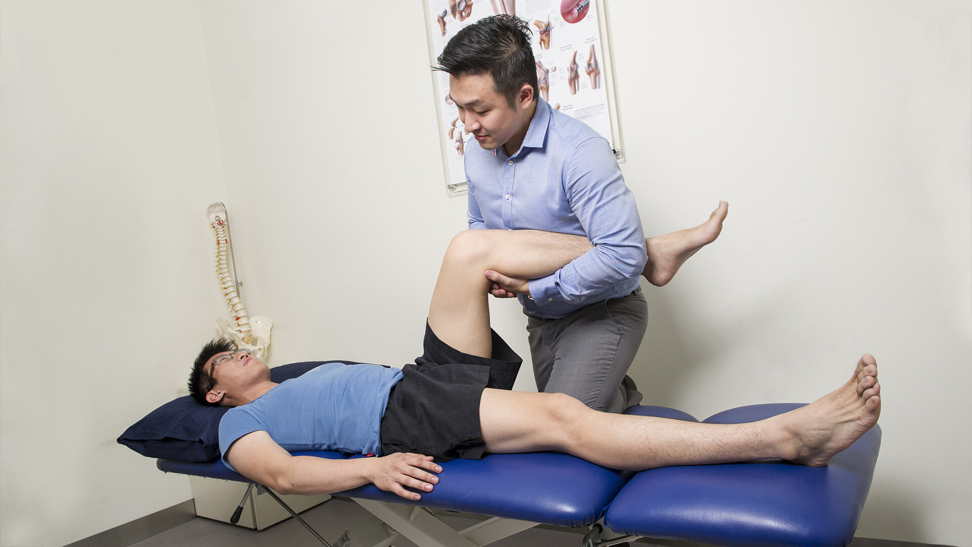 cyclist physiotherapy