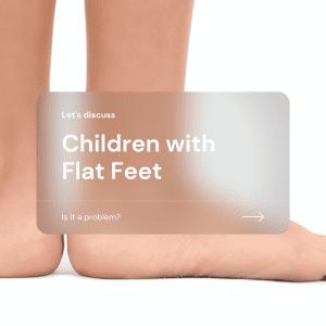 flat feet children