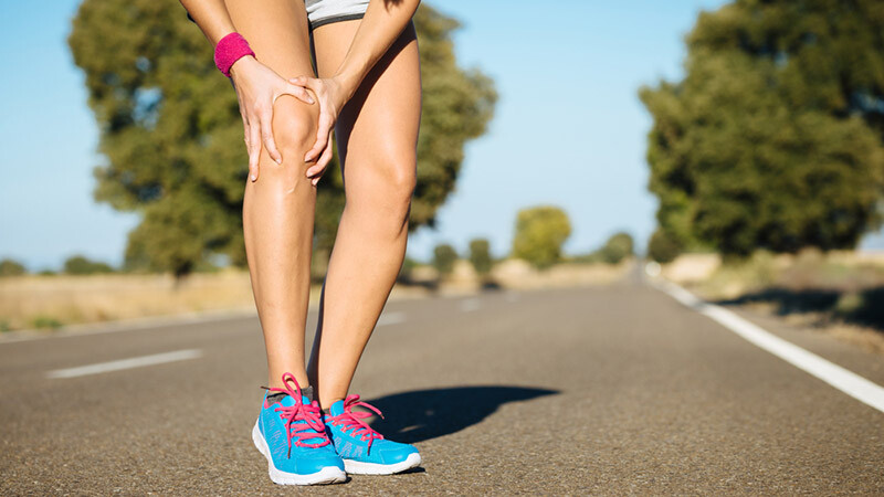 Knee Pain from Running and Cycling