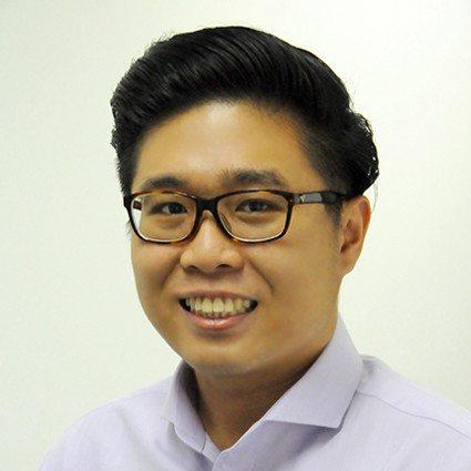 Samuel Ong - Principal Physiotherapist