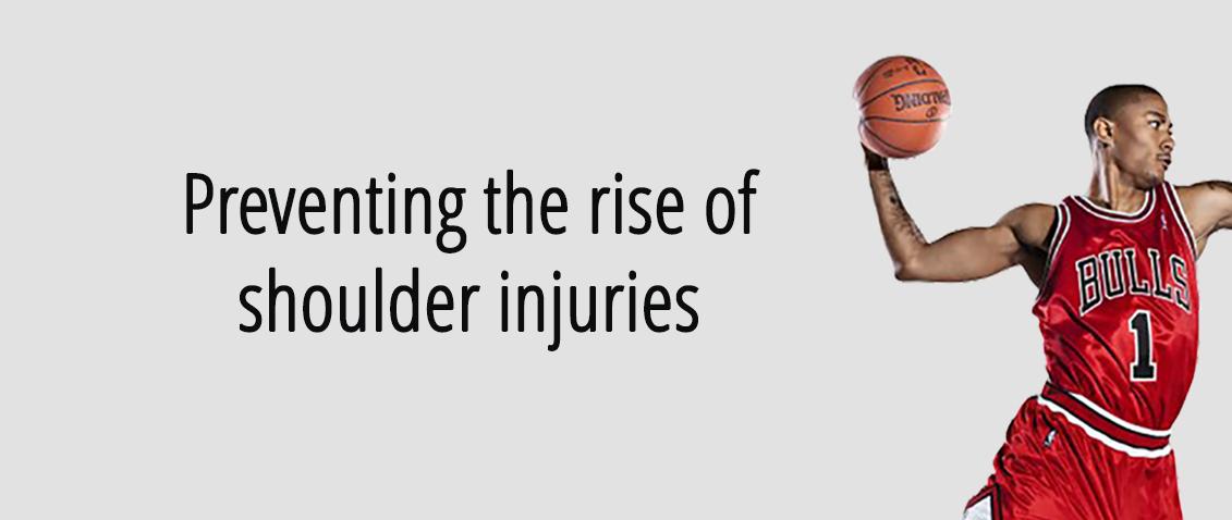 preventing shoulder injury