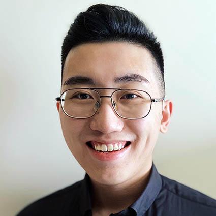Charles Wong - Physiotherapist