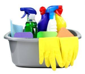 cleaning injuries