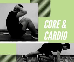 HIIT Core Cardio