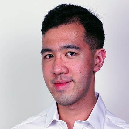 Elliot Wong - Physiotherapist