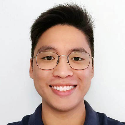 Isaac Lim - Physiotherapist