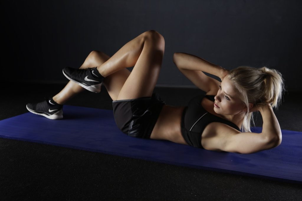 Strong core muscles are essential to preventlower back pain