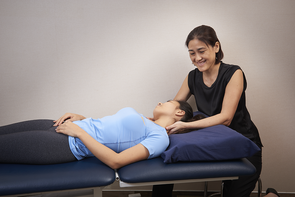 neck pain physiotherapy for neck pain relief