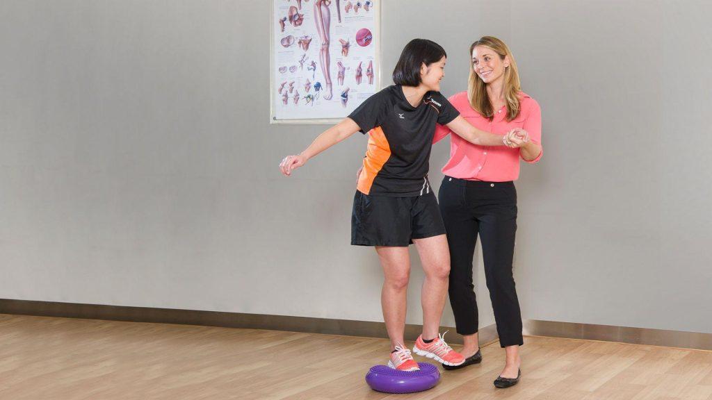 Proprioception Balance Rehabilitation injury
